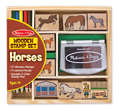 Amazon.com: Melissa & Doug Wooden Stamp Activity Set: Horse Stable ... Gtin 000772037044 Melissa Doug Fold Go Stable Upcitemdbcom Toy Horse Barn And Corral Pictures Of Horses Homeware Wood Big Red Playset Hayneedle Folding Wooden Dollhouse With Fence 102 Best Most Loved Toys Images On Pinterest Kids Toys Best Bestsellers For Nordstrom And Farmhouse The Land Nod Takealong Sorting Play Pasture Pals Colctible Toysrus