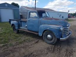 1948 Chevy Pickup Truck Rare 9 Foot Box 1 Ton Patina Paint - Used ... Dans Garage Chevy Truck 2019 Silverado Another Halfton Another Small Diesel 1948 Chevrolet 3800 Series Stake Bed Youtube 1958 Apache 1 Ton Trucks Apache Dually Pickups For Sale Upcoming Cars 20 1969 C30 1ton Flatbed V8 Runs Drives No Keys 1925 Ton Pickup For Classiccarscom Cc1029350 2500hd 3500hd Heavy Duty Dump 1971 Cc1147763