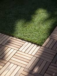 ikea deck tiles on grass home design ideas
