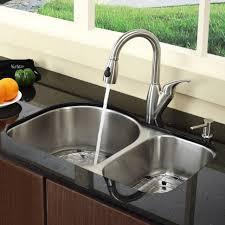 Double Kitchen Sinks With Drainboards by Kitchen Narrow Kitchen Sink Granite Composite Sinks Undermount