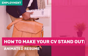 How To Make Your CV Stand Out | Moovly - Easily Make Videos Online How To Make Resume Stand Out Fresh 40 Luxury A Cover Make My Resume Stand Out Focusmrisoxfordco 3 Ways To Have Your Promotable You Dental Hygiene Resumeat Stands Names Examples Example Of Rsum Mtn Universal Really Zipjob Chalkboard Theme Template Your Pop With This Free Download 140 Vivid Verbs Write A That Standout Mplates Suzenrabionetassociatscom