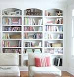 built in bookcase plans woodworking plans and information at