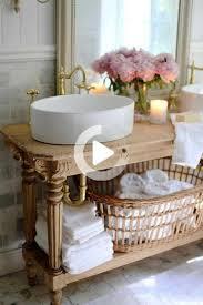 französische landhausstil badezimmer design ideen beste