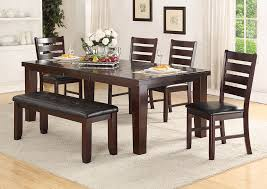 Cherry Dining Table W Butterfly LeafFurniture World Distributors