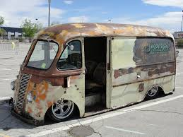 Vans Rat Rod, Hot Rod, Delivery. | The UNDERGROUND! | Funny ...
