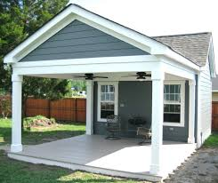 12x16 Gambrel Shed Kits by Cottage Style Shed With Porch Double 9 Light Doors And Windows
