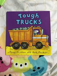100 Tough Trucks By Tony Mitton And Ant Parker Books Stationery