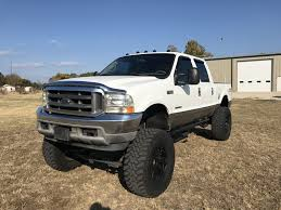 2002 Ford F-250 4x4 Crewcab Swb Lariat FX4 Lifted For Sale In ... 2015 Ford F250 Super Duty Lariat Crew Cab Diesel Lifted Truck For 2002 Ford F350 4x4 Lariat Crew Cab 73l Power Stroke Diesel For Sale 26 Best Trucks Images On Pinterest 4x4 And Cars 2013 F450 Crewcab Dually Platinum Lifted In Lift Kits Tuff Country Made Usa Fit To 2018 2008 Xlt Sale See Www Used 2017 Truck For Sale 44377 Huge Redneck 73 Liter Power Stroke Up Jeep Knersville Route 66 Custom Built Trucks Pickup Used Ford F250 Diesel