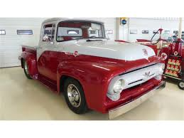 100 Ford Trucks For Sale In Ohio 1956 F100 For ClassicCarscom CC983457