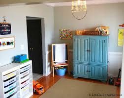 Dinning Room Turned Playroom