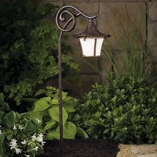 Rustic Outdoor Lighting Style