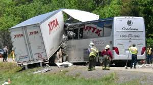 Truck Driver Says He Blacked Out Before Fatal Tour Bus Wreck In ...