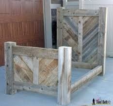 Ana White Rustic Headboard by Ana White Rustic Barnwood Bed Plan Diy Projects