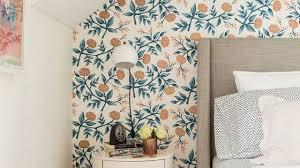 papier peint chambre papier peint tendance les plus beaux modèles déco et conseils de