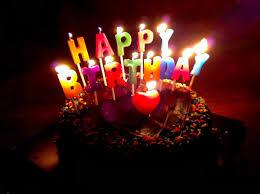 birthday cake candle ideas