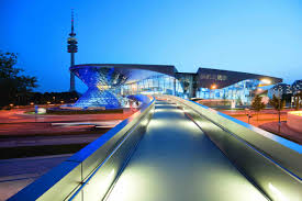 bmw welt with 3 million visitors per year automotive event