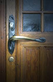 bequille de porte exterieur poignee porte entree design obasinc