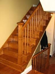 installation d escalier du chaussée au palier du premier étage