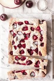 Nectarine Marzipan Galette Bread CakeRusticPlum