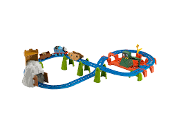 Tidmouth Shed Deluxe Set by King Of The Railway Deluxe Set Thomas And Friends Trackmaster