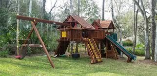 Rainbow Photo Gallery   Playground King Florida Shop Backyard Play Systems Commanders Tower Playset Diy At Lowescom Outdoor Goods Wood Castle Rock Swing Set Your Way Amazoncom Gorilla Playsets Sun Palace Ii With Monkey Bars Home Design Diy Fire Pit Ideas 7 Tips For Mtaing A Redwood All About The House Lighting Photo Pirate Ship Fniture Interesting Cedar Summit For Playground