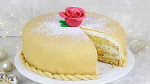 rezept festliche nougat marzipan torte i nikolaus gewinnspiel