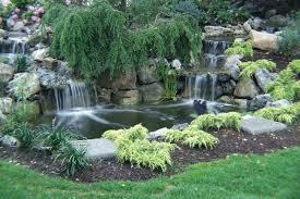 Interior. Waterfall Backyard - Lawratchet.com Ponds Gone Wrong Backyard Episode 2 Part Youtube How To Build A Water Feature Pond Accsories Supplies Phoenix Arizona Koi Outdoor And Patio Green Grass Yard Decorated With Small 25 Beautiful Backyard Ponds Ideas On Pinterest Fish Garden Designs Waterfalls Home And Pictures Ideas Uk Marvellous Building A 79 Best Pond Waterfalls Images For Features With Water Stone Waterfall In The Middle House Fish Above Ground Diy Liner