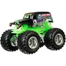 100 Biggest Monster Truck Hot Wheels Jam 164 Grave Digger Walmartcom