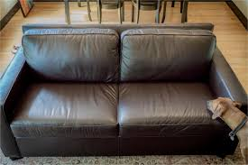 sofa bed craigslist luxury craigslist leather sofa with