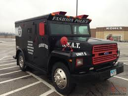 100 Swat Truck For Sale 1987 D DETROIT F600 Diesel Pickup SWAT Armored Based Prepper BRINKS