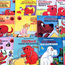 Cliffords Halloween Norman Bridwell by Lot 12 Clifford The Big Red Dog Books Picture Storybooks