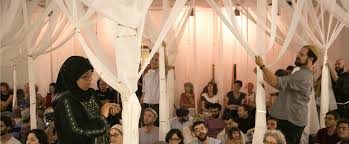 What Is A Muslim Prayer Curtain by In Jerusalem A Prayer Space For All U2014for One Week U2013 Tablet Magazine