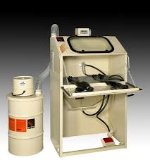Abrasive Blast Cabinet Vacuum by Dust Collectors U2013 Empire Abrasive Equipment