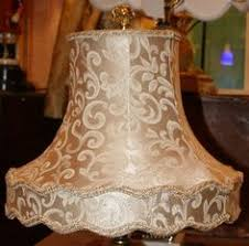 Stiffel Bell Lamp Shades by Victorian Silk Drum Lampshade Soft Luxury Lining Many Sizes And