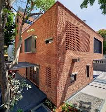 100 Contemporary Bungalow Design Pune Brick Concrete And Vastu Play A Vital Role In This