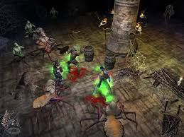 dungon siege fictional dungeon siege