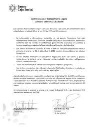 BANCO MUNDO MUJER SA A 31 De Diciembre De 2017
