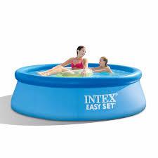 wirtschaftliches und praktisches rundes schwimmbad idfdesign