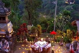 100 Hanging Gardens Of Bali Romantic Temple Dinner At Ubud