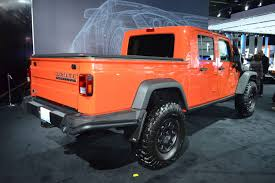 2019 Jeep Wrangler Pickup Rear High Resolution Pictures | New ... 2019 Jeep Wrangler Pickup Renderings Best Look At New Of Truck Pickup Secrets Revealed Truck Will Debut November 28 Fox Exclusive Shots Suggest The Will Crawling Closer To Production News Scrambler Spotted Again In Spy Autoguidecom Insider Says Convertible Is Coming Pictures Rumors Digital Trends 2018 Side High Resolution Photos Car Release This Guy Built Himself A 6x6 And It Drives Just Be Delayed Until Late The Drive Wranglerbased Production Starting In April