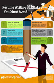 Resume Writing Mistakes That Drive Hiring Managers Away
