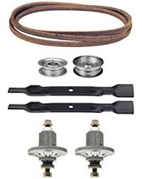 Craftsman Lt1000 Drive Belt Size by Amazon Com The Best New Sears Craftsman Lt1000 42