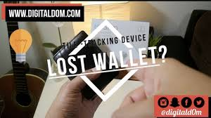 lost wallet how to track your things using tile digitald0m
