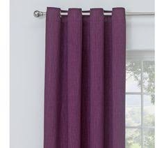 Plum And Bow Curtains Uk by Cotton Blackout Eyelet Curtains 744154x56 40 85 New