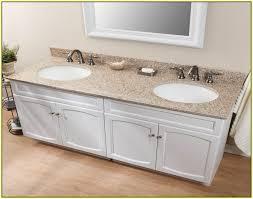 Home Depot Bathroom Vanity Sink Tops by Granite Vanity Tops Home Depot Home Design Ideas