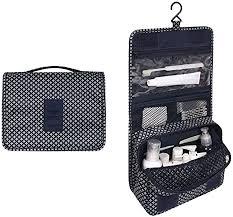 lemonda reiseorganizer reisetasche kosmetiktasche wasserdicht mit haken reise wasserdicht hängeorganizer mehrzweck badezimmer organizer im schrank