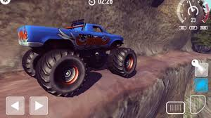 100 Monster Truck Simulator Truck Hill Simulator For Android YouTube
