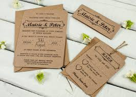 Rustic Wedding Invitation Templates Is Good Example For With Appealing 20