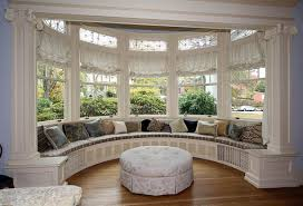Jcpenney Curtains For Bay Window by Curtains Intrigue Lined Bay Window Curtains Amazing Jcpenney Bay