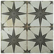 elitetile royalty 17 63 x 17 63 ceramic field tile in beige gray